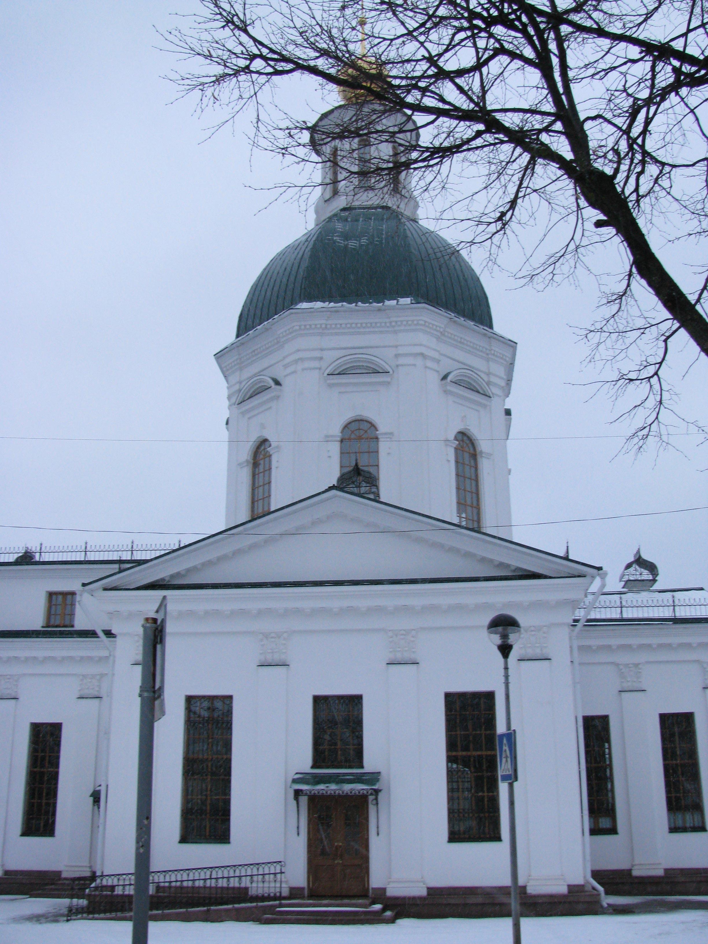 Церковь прпп. Зосимы и Савватия Соловецких